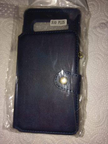 Huse cu suport de stand pentru Samsung Galaxy S10 plus