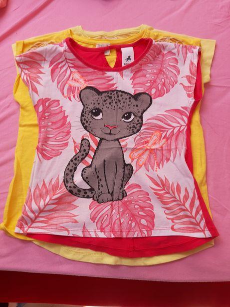 Vănd tricouri fete 5-6 ani