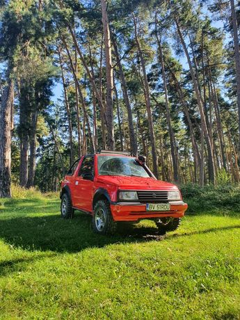 Suzuki Vitara Preparata Pregatita Off road 4x4 8 valve