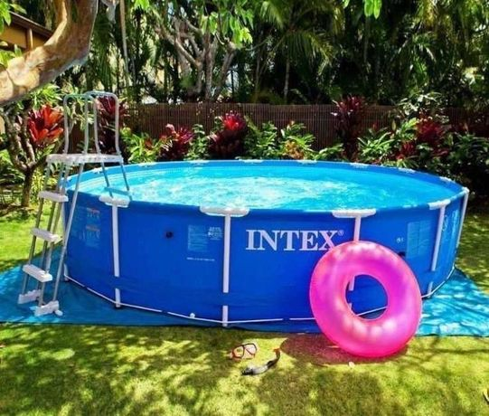 СКЛАД!!! Каркасный бассейн Intex, Bestway + БЕСПЛАТНАЯ ДОСТАВКА
