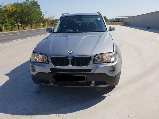Timonerie BMW X3 E83, schimbator de viteze BMW X3