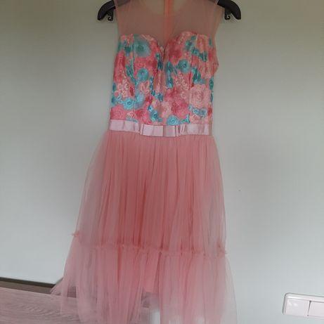 Rochie de ocazie, roz