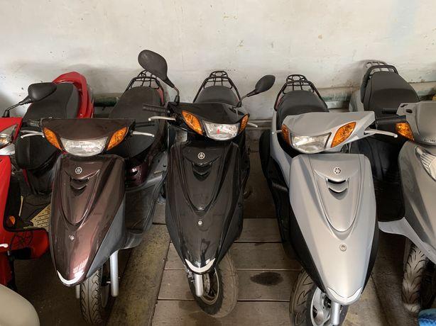 Скутер Yamaha Treet