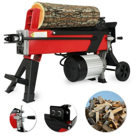Хидравлична дърворезачка