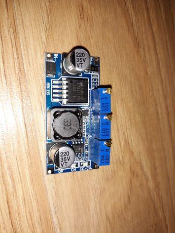Driver LED cu curent constant maxim 3A  LM2596