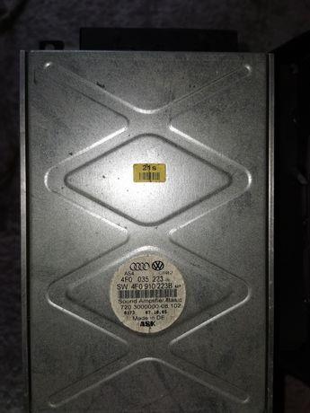Amplificator Audi a6 c6