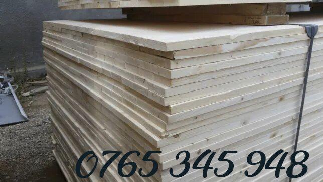 Producem din stoc sau pe comanda blaturi din lemn masiv PIN