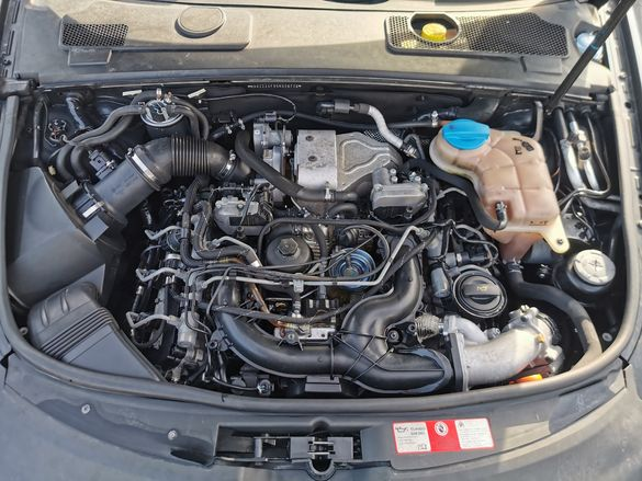 Двигател 3.0тди Ауди А6 А8 Q7 Touareg A4 Q5 3.0тди 3.0TDI 224 кс 233кс