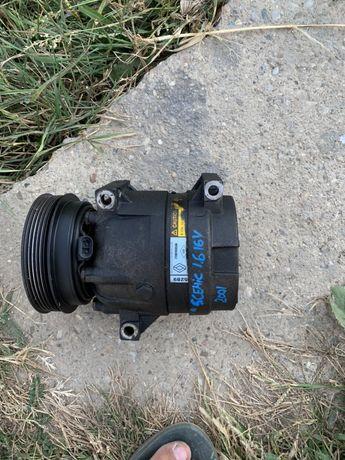 Vand compresor clima/A/C pt Renault Scenic 1.6 16 valve 2000-2003