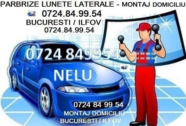 Parbrize Lunete Geamuri Laterale La Domiciliu Client Bucuresti Ilfov