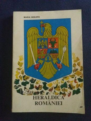 Din heraldica Romaniei -Maria Dodaru,editura JIF 1994,191pag,379figuri