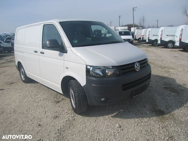 Volkswagen TRANSPORTER T5  , AC. Duba XL , Euro V . Clima Manuala