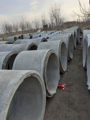 Fantanar, săpam mecanizat cu tuburi de beton