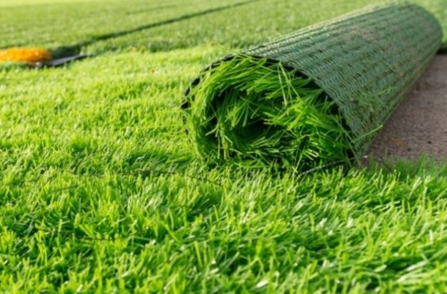 Искусственный газон, Спортивный газон,