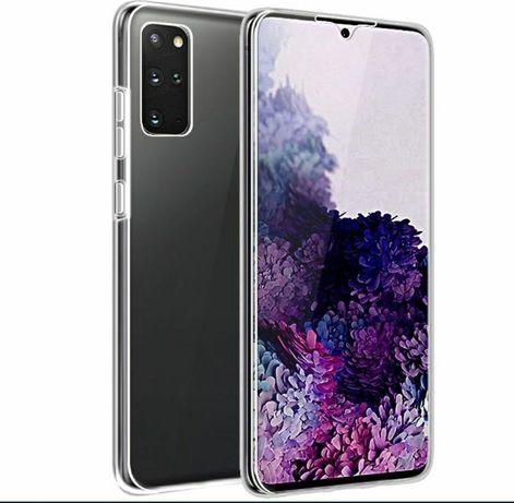 Силиконов 360° Градуса Кейс за Samsung Galaxy S20 S20+ A51 A71 Ultra