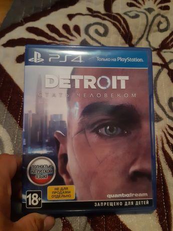 Игра Detroit обменяю на вашу игру Анчартет 4
