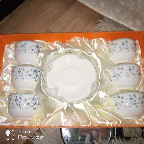 Продам новый чайный набор  Elamina.на 6 персон.Производство Германия.