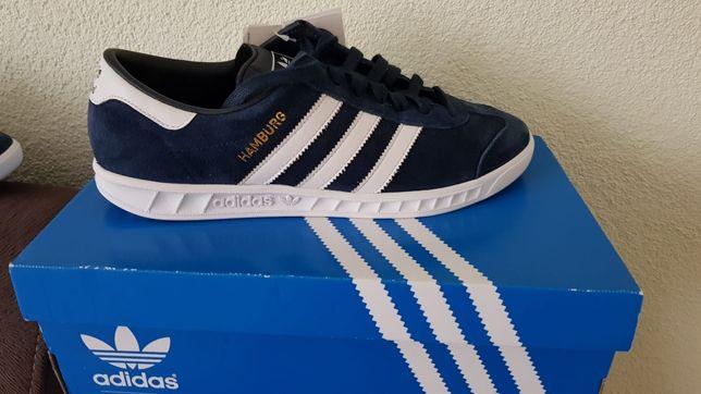 Adidas Hamburg noi, marimea 42