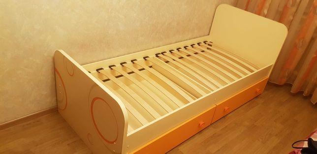 кровать подростковая для девочек
