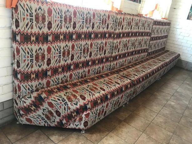 Мягкая мебель для кафе
