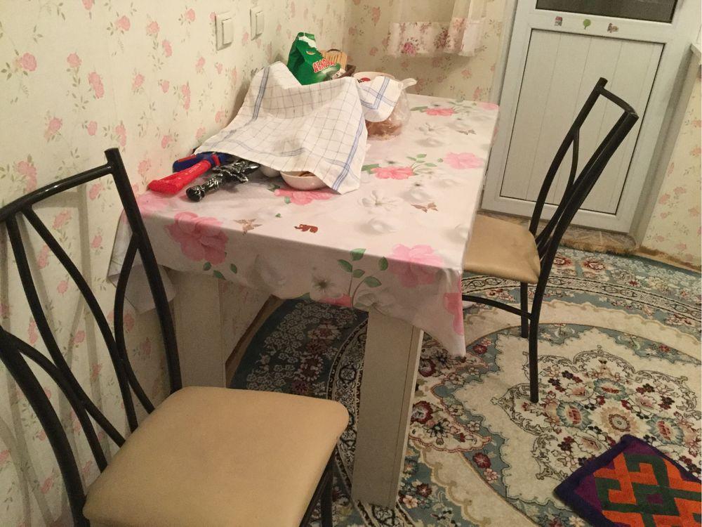 Комплект ,стол и 4 стула