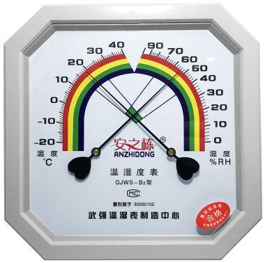 Termometru si higrometru analogic - GJWS-B2