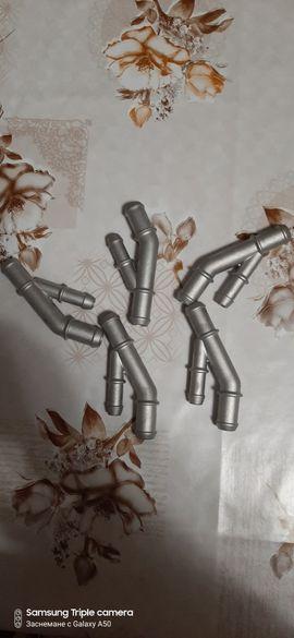 Алуминиев Воден Фланец 1.8т 1J0121087E 1J0122109AQ