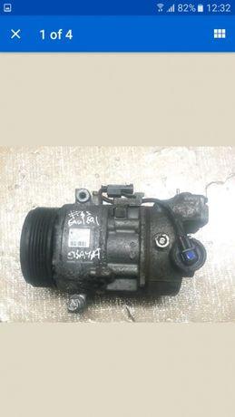 Compresor ac 2005-2010, Bmw ,E90,E91 ,E81 2.0 benzina, Denso ,seria 3