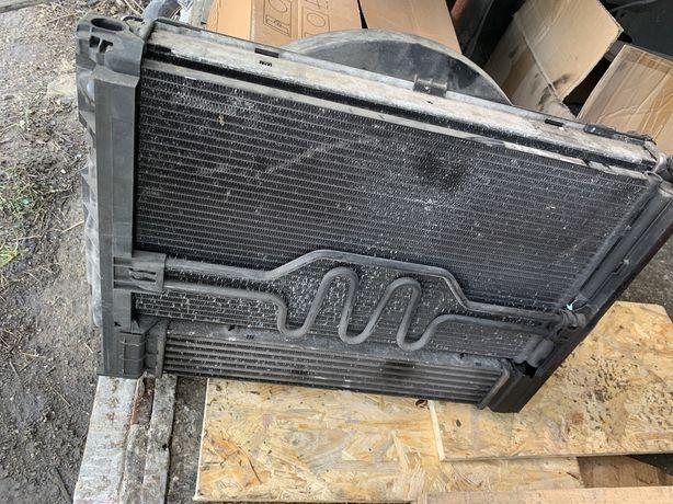 Kit radiatoare complet cu electroventilator bmw e90 seria 3