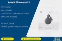 Media Player Google Chromecast 3rd GEN - BSG Amanet & Exchange
