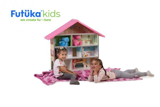 Кукольный домик (Розовый) производство Россия