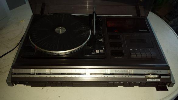 еуропхон касетачен ресиивар с грамофон