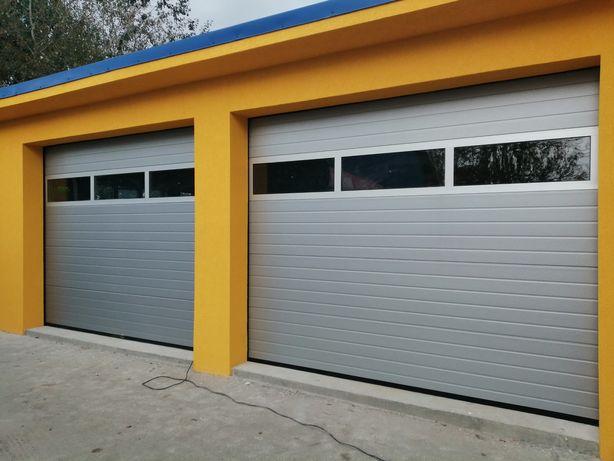 uși de garaj și automatizări porti