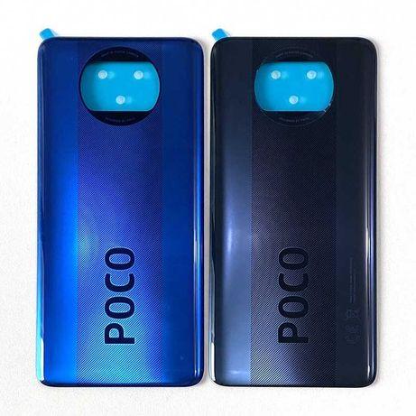 Оригинален заден капак за Xiaomi Poco X3 NFC, Poco M3
