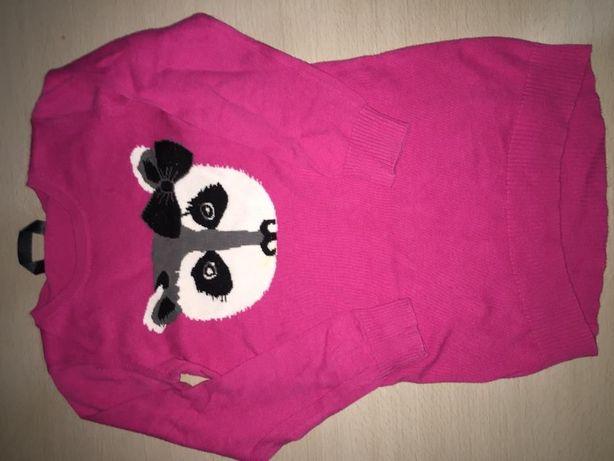 Tunica tricotata, ca noua, pt. 7 ani