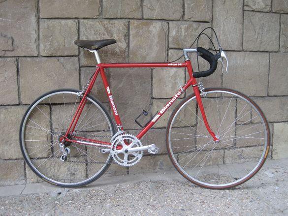 Bianchi REKORD 841-шосеен велосипед-РЕТРО