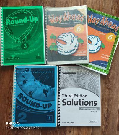 Пособия и учебники по английскому языку