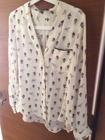 Полувер Columbia, риза Zara
