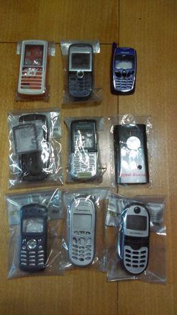 Нови панели за Sony Ericsson,Motorola, Panasonic,Siemens,Samsung