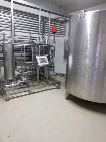 Fabrică de procesare lapte