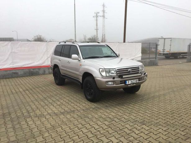 Land Cruiser 100 facelift