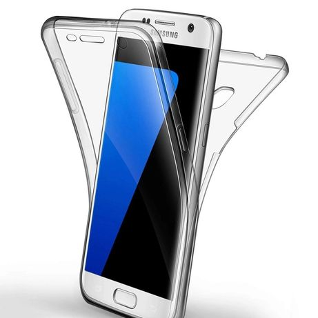 Husa fata spate Samsung Galaxy S7edge 360°