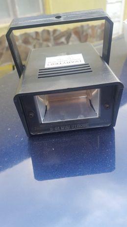Stroboscop cu variator de frecvență