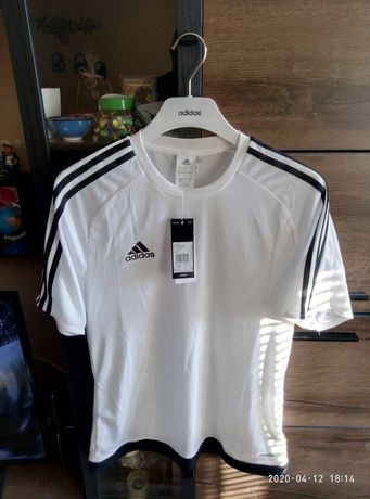 ПРОМО:adidas climalite мъжка тениска Нова