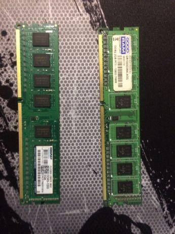 Продам оперативная память для компьютера DDR 3 2 gb