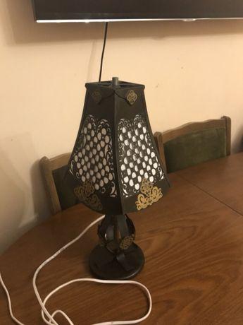 Продам антикварный настольный светильник