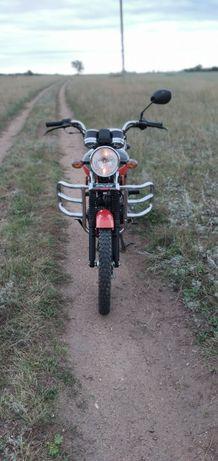 Продам мотоцикл 50куб