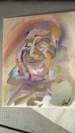 Ръчно рисувани,картини на платно