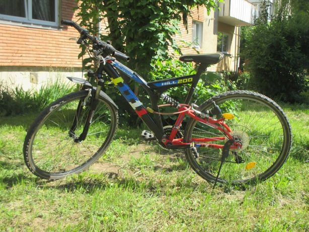 Bicicletă Mc Kenzie Downhill Hill 200 Full Suspension, 28, stare exc.