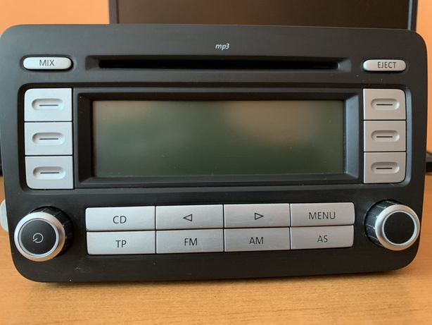 VW RCD 300 MP3 Blaupunkt